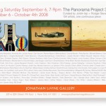 . curated by Jordin Isip and Rodger Stevens, Jonathan LeVine Gallery, NYC, September 6 – October 4, 2008