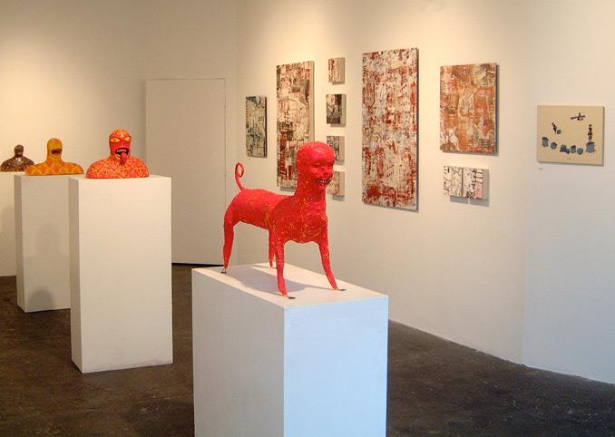 . curated by Jordin Isip, Riviera, Brooklyn, NY, November 6 – 21, 2004