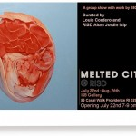 Melted City 4: at RISD